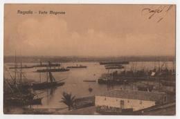 ITALIA AUGUSTA Porto Megarese Flotta - Siracusa