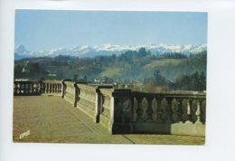 Piece Sur Le Theme De Pau - La Terrasse Du Boulevard Des Pyrenees - Ecrite - Pau