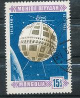 Conquête De L'espace - Satellite Telstar - Mongolie