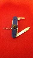Couteau Multifonctions Avec Boussole+ciseaux - Outils