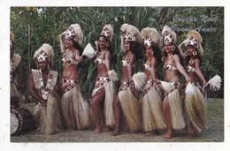 Carte Postale  Danseuses Tahitiennes Du Tahiti Nui - Polinesia Francese