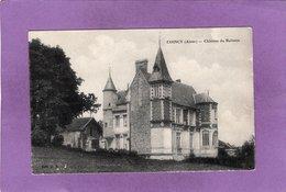 02  COINCY Château Du Buisson - France