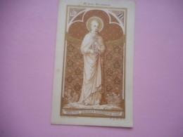 DEVOTIE-LITH.ST.AUGUSTIN-ST.JEAN BERCHMANS - Religion &  Esoterik