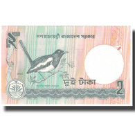 Billet, Bangladesh, 2 Taka, Undated (1988- ), KM:6Ce, NEUF - Bangladesh