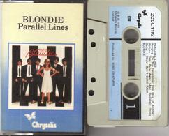 K7 - BLONDIE - PARALLEL LINES - Cassettes Audio