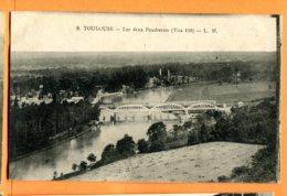 MOL301, Toulouse, Les Deux Poudreries, 6, Circulée 1916 Sous Enveloppe - Toulouse