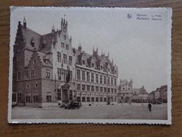 Mechelen - Malines / Postbureel - La Poste -> Onbeschreven - Mechelen