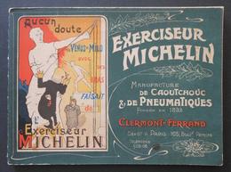 Exerciseur Michelin  - Manufacture De Caoutchouc Et De Pneumatiques à Clermont Ferrand - Sport
