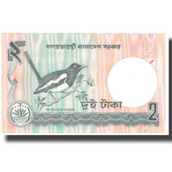 Billet, Bangladesh, 2 Taka, Undated (1988- ), KM:6Ca, NEUF - Bangladesh