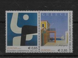 Serie De Grecia Nº Yvert 2133/34 ** - Grecia