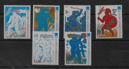 Serie De Grecia Nº Yvert 2180/85** - Grecia