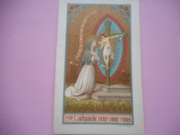 DEVOTIE-.ST.AUGUSTIN-ST.LUTGARDE - Religion &  Esoterik