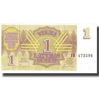 Billet, Latvia, 1 Rublis, 1992, 1992, KM:35, SPL+ - Latvia