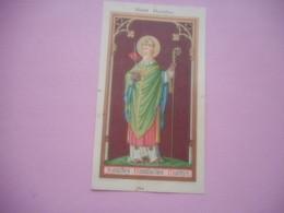 DEVOTIE-.ST.AUGUSTIN-SANTUS BONIFACIUS - Religion &  Esoterik