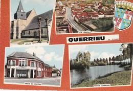 QUERRIEU MULTIVUES FANTAISIE CPSM GF CARTE NEUVE - Francia