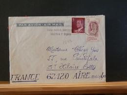 83/369 LETTRE EXPRES ESPAGNE POUR LA BELG. - 1931-Today: 2nd Rep - ... Juan Carlos I