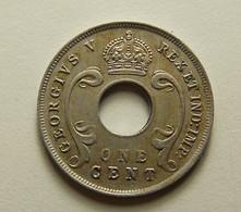 East Africa 1 Cent 1913 - Afrique Orientale & Protectorat D'Ouganda