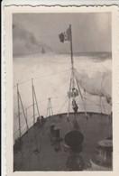 NAVE MILITARE MILITARY SHIP - FOTO ORIGINALE - Guerre, Militaire