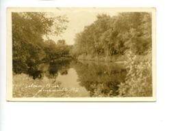 Piece Sur Le Theme De Salmon River, LENNOXVILLE, Quebec - Voyagee En 1939 - Quebec