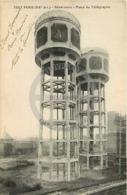 /!\ 9641 - CPA/CPSM - 75 - Réservoirs, Place Du Télégraphe - Autres Monuments, édifices