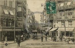 /!\ 9644 - CPA/CPSM - 75 - Tout Paris Rue Vieille Du Temple - District 03