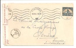 South Africa Pretoria>Geneve. Opend By Censored-Postage Due - África Del Sur (...-1961)