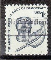 USA Precancel Vorausentwertung Preo, Locals Connecticut, North Windham 843 - Vereinigte Staaten