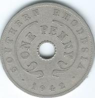 Southern Rhodesia - George VI - 1942 - Penny - KM8a - Rhodésie