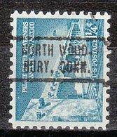 USA Precancel Vorausentwertung Preo, Locals Connecticut, North Woodbury 749 - Vereinigte Staaten