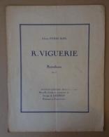 Piece Sur Le Theme De Partition Musicale - Rondeau - Scores & Partitions