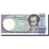 Billet, Venezuela, 500 Bolivares, 1998, 1998-02-05, KM:67f, NEUF - Venezuela
