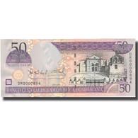 Billet, Dominican Republic, 50 Pesos Oro, 2003, 2003, KM:170c, NEUF - Dominicaine