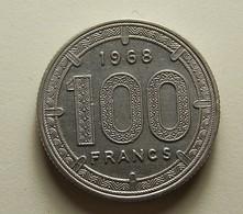 Cameroon 100 Francs 1968 - Cameroun