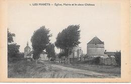 LES MARETS - ( 77 ) - Eglise  Le Vieux Chateau - Other Municipalities
