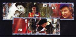 Gran Bretaña 1606/10** Nuevo - 1952-.... (Elizabeth II)