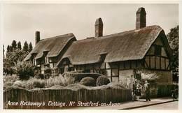 STRATFORD ON AVON - Anne Hathaway's Cottage.. - Angleterre