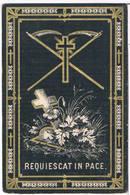 Dp. Van Gassen Verginia. Wed. D'Herdt Emanuel. ° Stekene (B) 1846 † St.Jansteen 1926  (2 Scan's) - Religion &  Esoterik