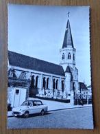 Westkerke, Sint Audomaruskerk (met Geparkeerde Auto, Voiture, Car) -> Onbeschreven - Oudenburg