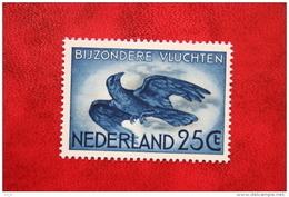 """Airmail Stamp 25 Ct """"bijzondere Vluchten"""" NVPH LP14 LP 14 (Mi 630 )1953 POSTFRIS / MNH / ** NEDERLAND / NIEDERLANDE - Luftpost"""