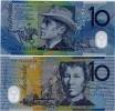 AUSTRALIA       10 Dollars       P-58g       (20)13       UNC - 2005-... (Polymer)