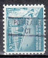 USA Precancel Vorausentwertung Preo, Locals Connecticut, Portland 828 - Vereinigte Staaten