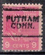 USA Precancel Vorausentwertung Preo, Locals Connecticut, Putnam 701 - Vereinigte Staaten