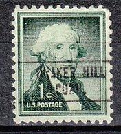 USA Precancel Vorausentwertung Preo, Locals Connecticut, Quaker Hill 748 - Vereinigte Staaten