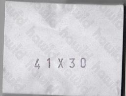 Paquet De 50 Pochettes Noires Hawid Double Soudure Format 41 X 30  à  - 50% - Bandes Cristal