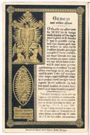 Dp. Van Poucke Maria. Wed. Blomme Augustinus. ° Thielt 1800 † Thielt 1888  (2 Scan's) - Religion &  Esoterik