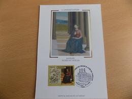 Carte Postale 1er Jour (FDC) France 2005 : Raphaël, Musée Du Vatican - FDC