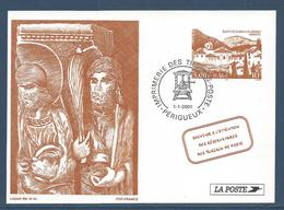 France - Carte Maximum - Entier Postal - 2001 - Sonstige