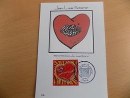 Carte Postale 1er Jour (FDC) France 2006 : Coeur Jean Louis Scherrer - FDC