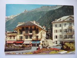 "Cartolina ""Chamonix Mont Blanc"" - Italia"