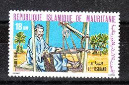 Mauritania - 1986. Tessitore. Weaver. MNH - Professioni
